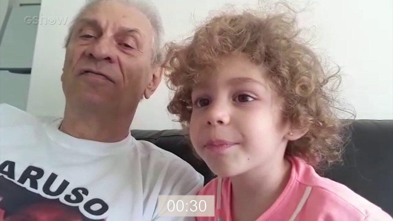 Família em ação: Caruso - 08/03