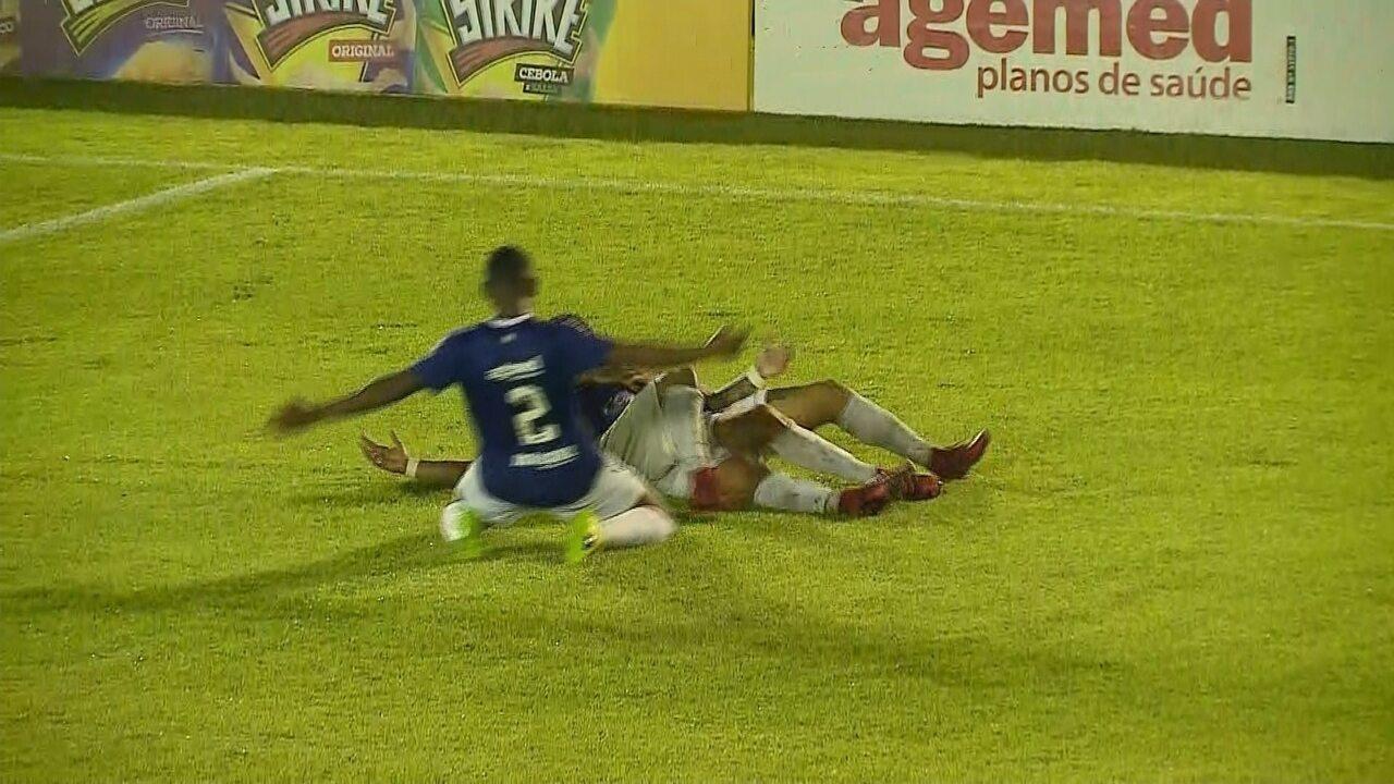 Confira os gols da vitória do Tubarão sobre o Concórdia pela 12ª rodada do Catarinense