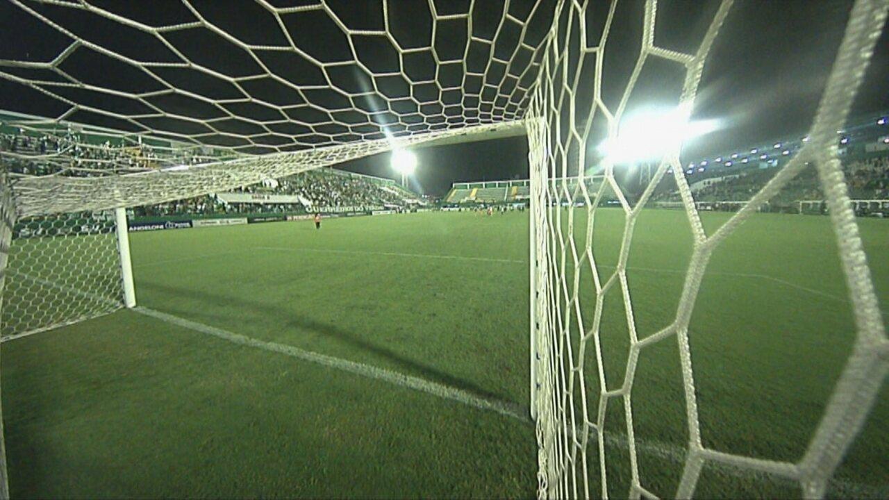 Melhores momentos de Chapecoense 1 x 0 Criciúma - 12ª rodada do Catarinense