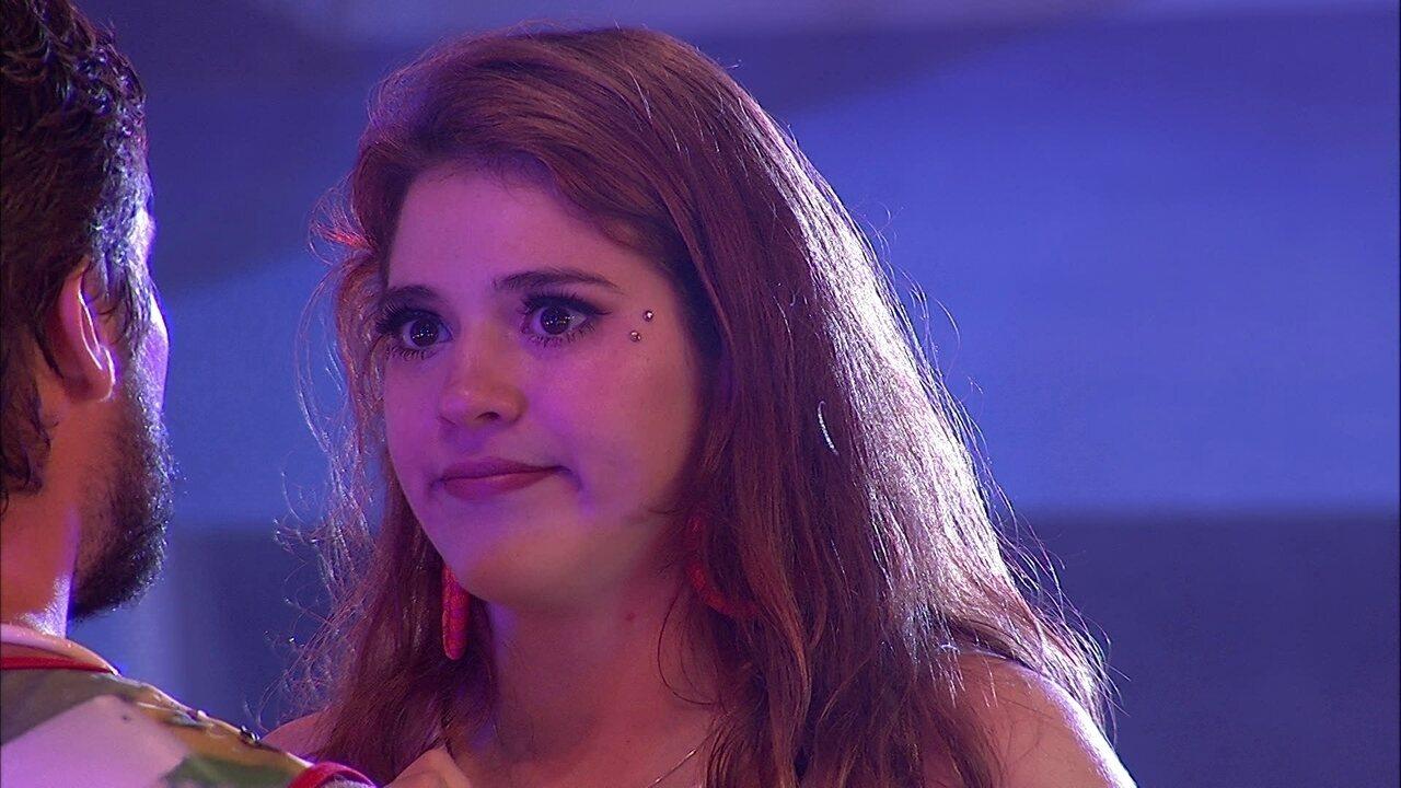 Ana Clara sobre rejeição a Ayrton: 'O que mais me magoa'