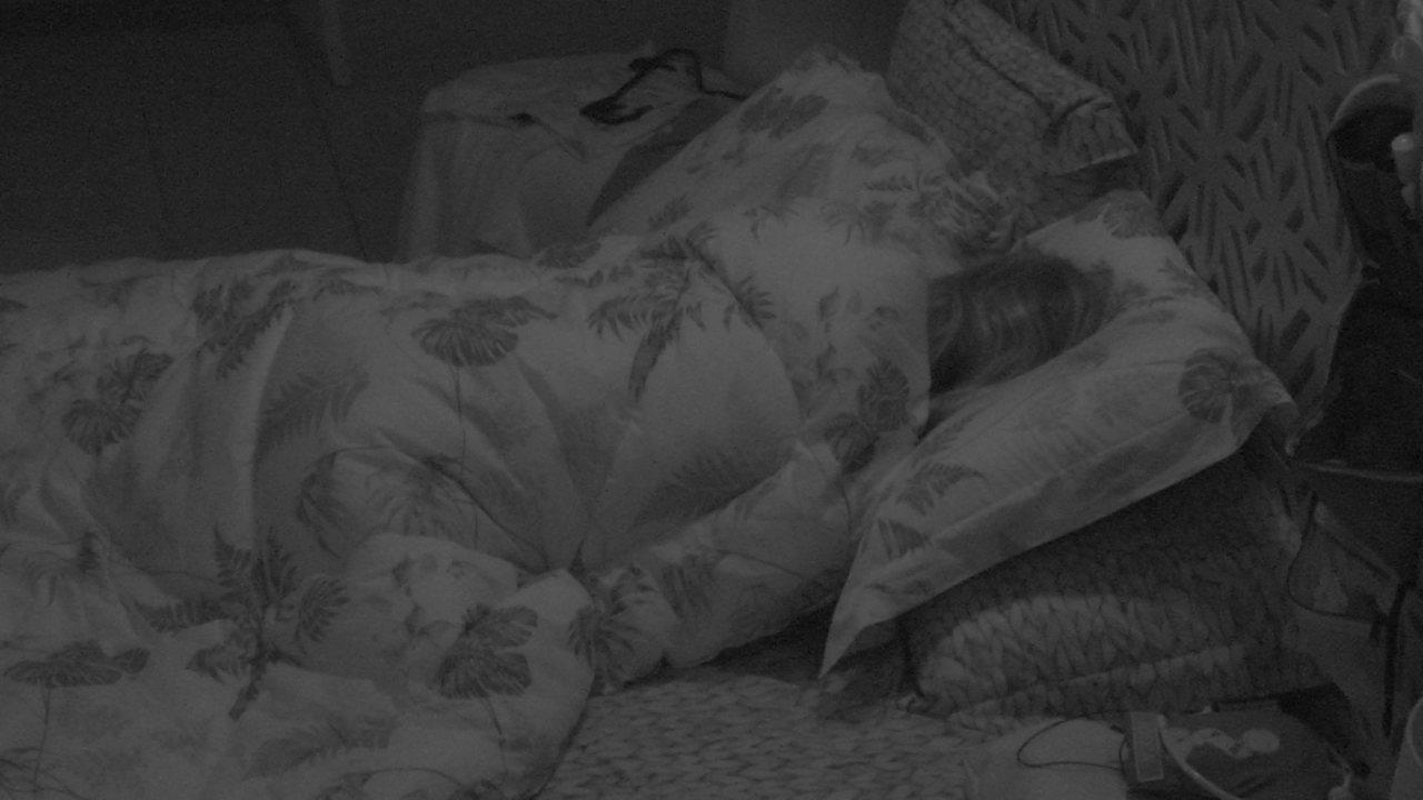 Todos dormem após Festa Axé no BBB18