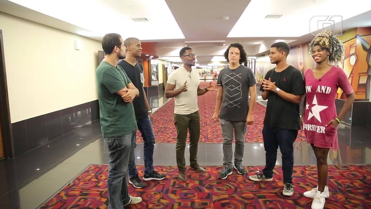 Reportagem de 2018 mostra como 'Pantera Negra' provocou onde de 'rolezinhos' nos cinemas