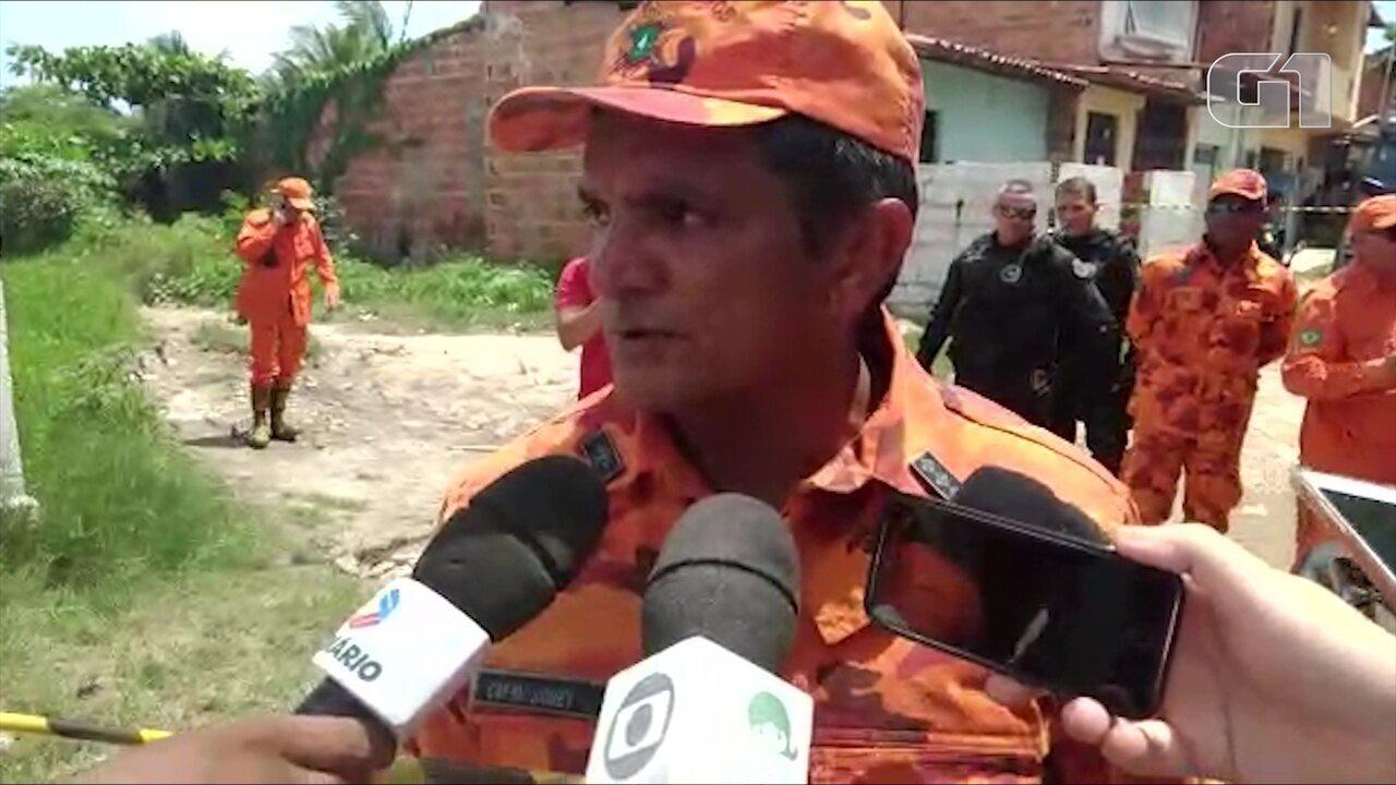 Bombeiros e Polícia localizam corpos de jovens torturadas e decapitadas em mangue