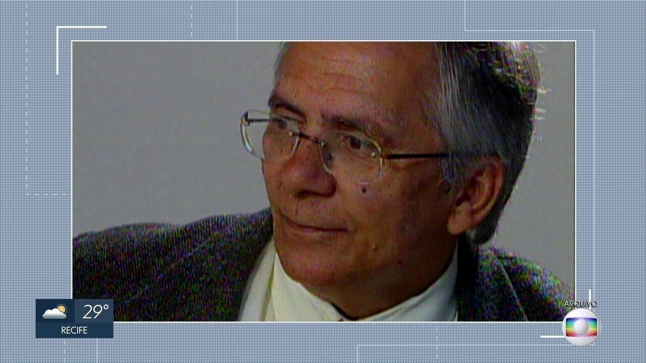 Morre o empresário do setor da construção civil Antenor Lino