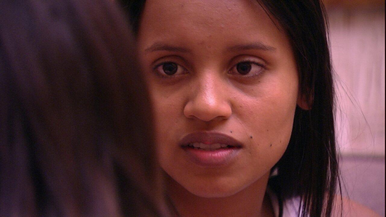 Gleici diz que pediu segredo sobre imunidade e Paula nega
