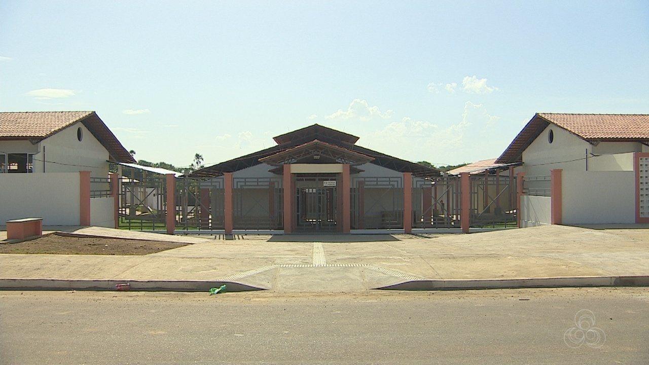 Em Macapá, aulas na segunda escola do conjunto Macapaba iniciam dia 20 de março