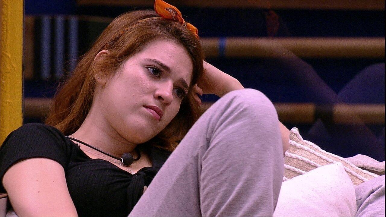 Ana Clara revela sobre Paula: 'Me chateia ela estar distante'
