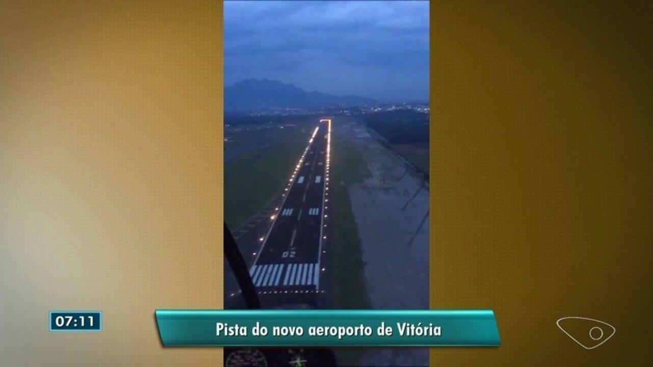 Trânsito vai ser alterado em Vitória com novo aeroporto