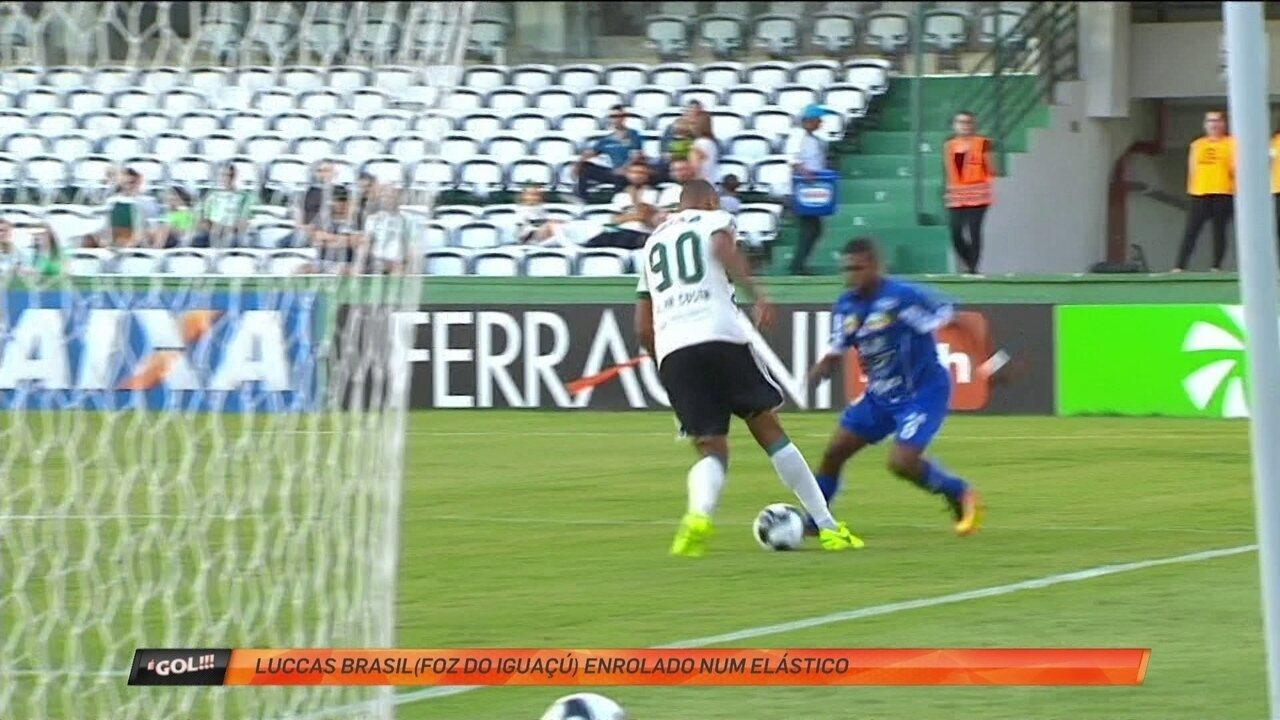 Marcos Vinícius, Edinho, Vinícius Jr, Emerson Sheik e Luccas Brasil disputam o Abusado