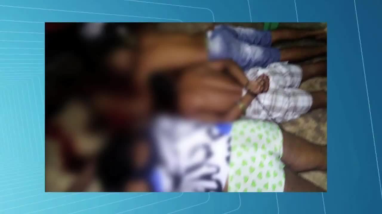 Quatro pessoas da mesma família são assassinadas em Teotônio Vilela
