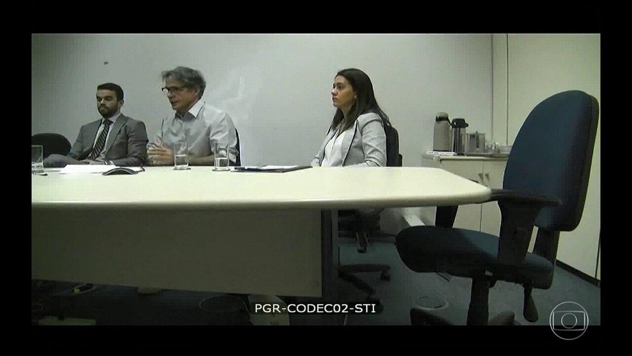 Ministro Ricardo Lewandowski homologa acordo de delação de Renato Pereira
