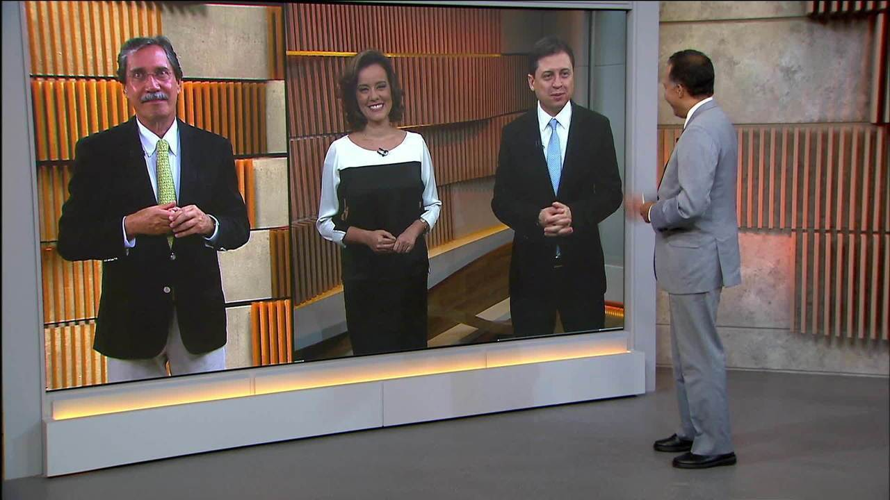 'Busca da PF no Planalto está dentro dos padrões da democracia', diz Merval