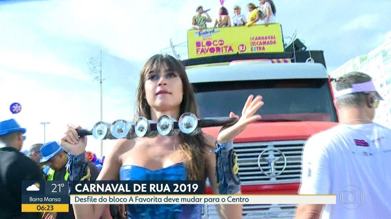 Riotur anuncia mudança nos desfiles dos megablocos no carnaval de 2019