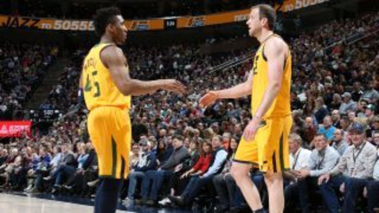 Melhores momentos: Detroit Pistons 79 x 110 Utah Jazz pela NBA
