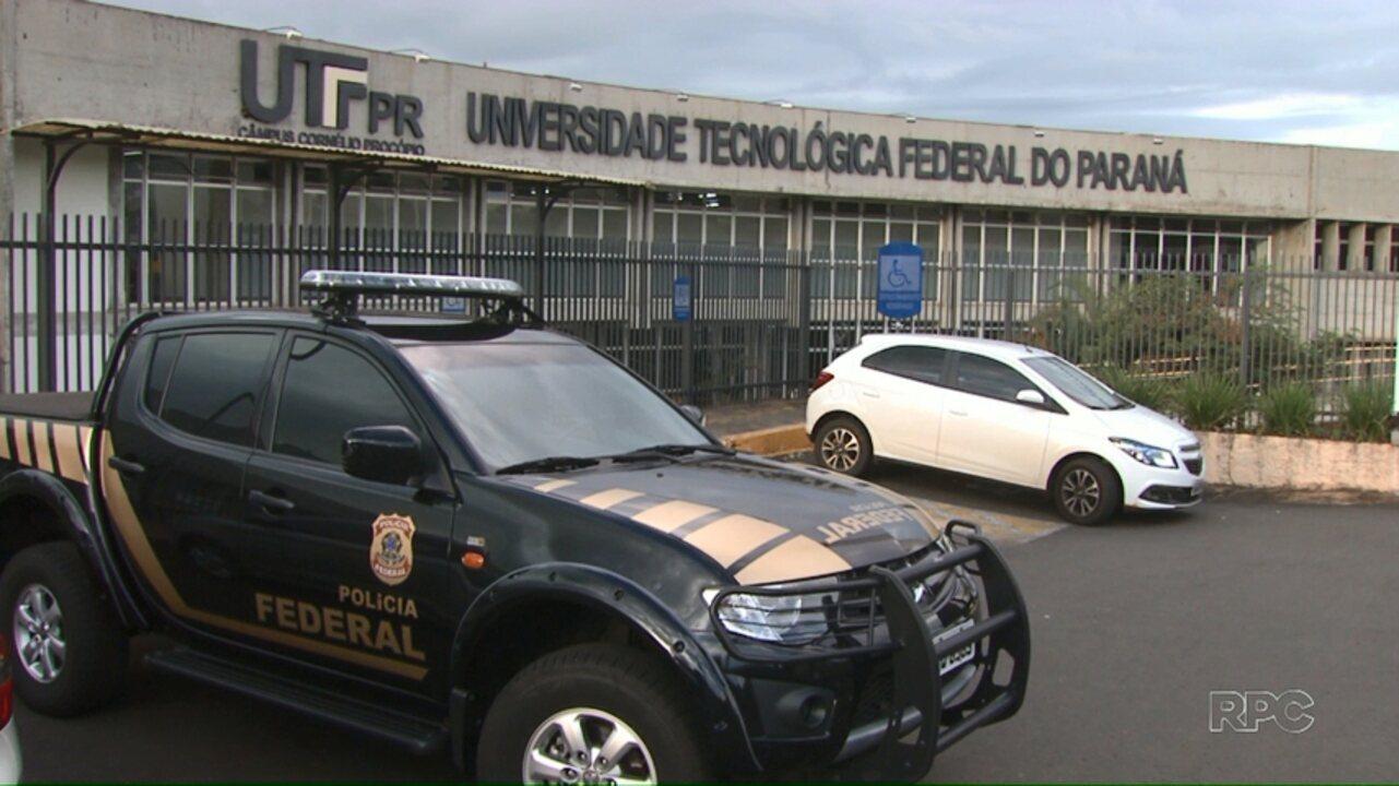 Polícia e Receita Federal tentam rastrear bens comprados com dinheiro desviado da UTFPR