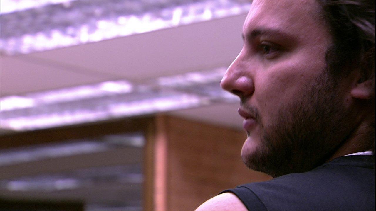 Diego para Wagner sobre Gleici: 'Desceu cega'