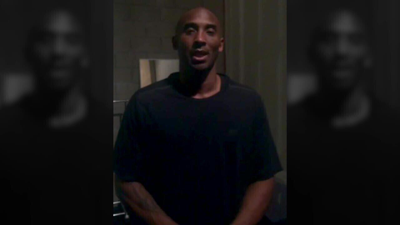 Kobe Bryant manda homenagem para Marcelinho Machado no Jogo das Estrelas do NBB