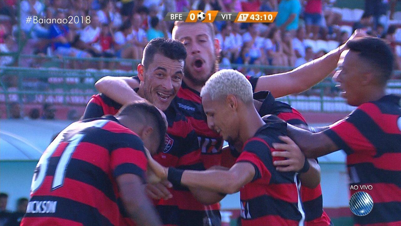 Confira o gol de Jonatas Belusso