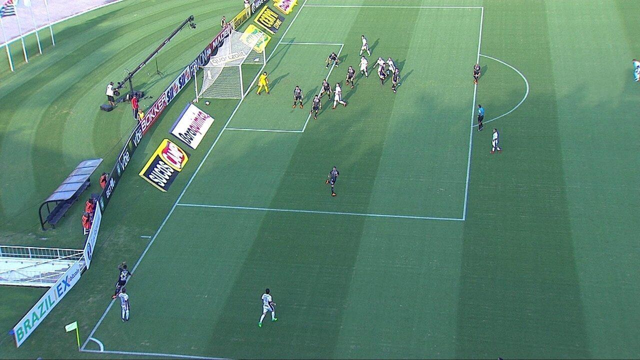 Leonardo Gaciba explica polêmica em torno do gol do Bragantino contra Corinthians: