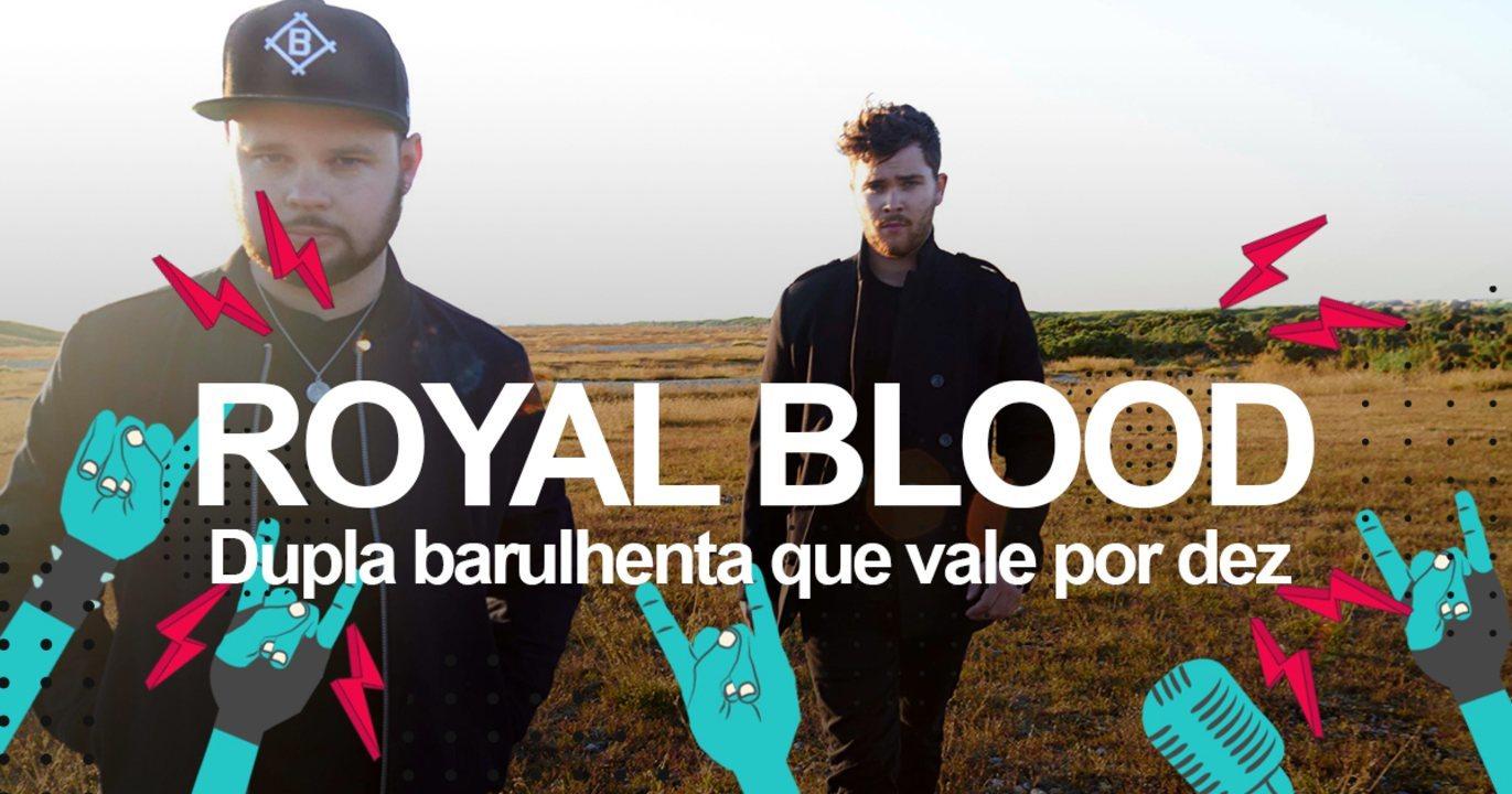 Royal Blood: Saiba como será o show no Lollapalooza 2018