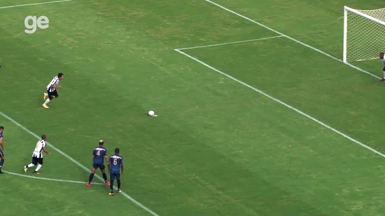Os gols de Real 2 x 4 Sobradinho pelas quartas de final do Campeonato Brasiliense