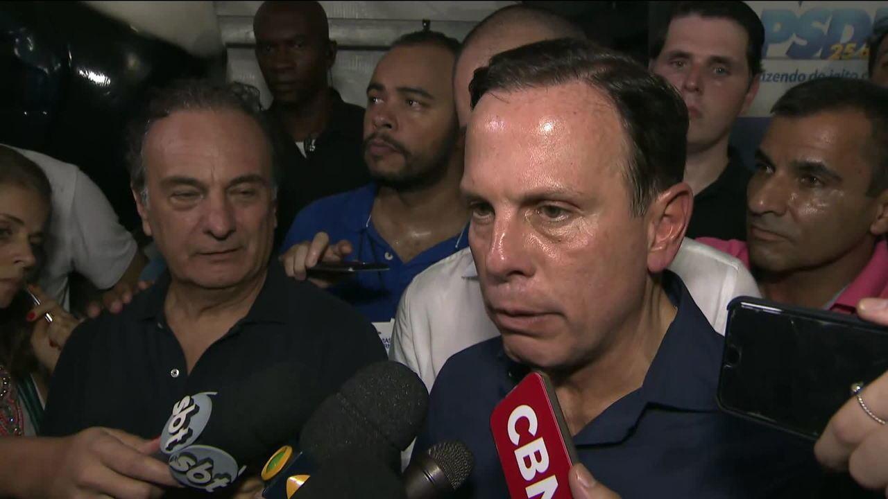 João Doria será candidato ao governo de São Paulo