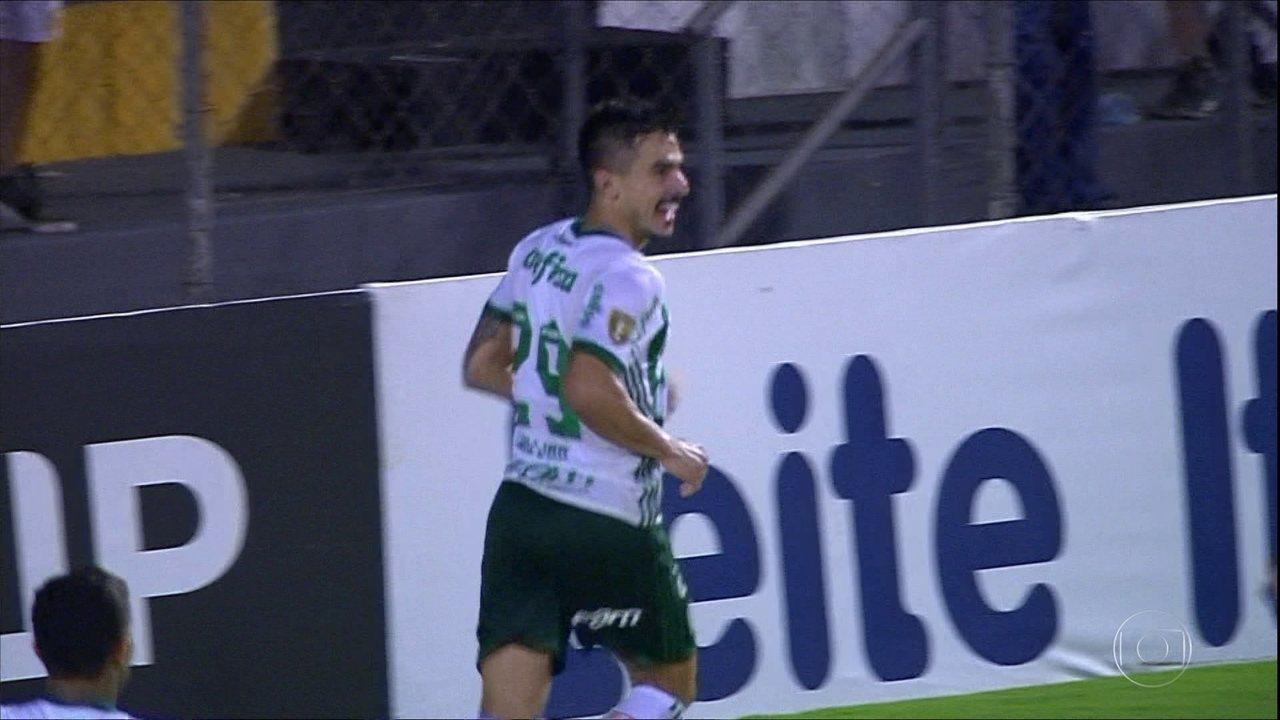 Palmeiras vence o Novorizontino fora de casa