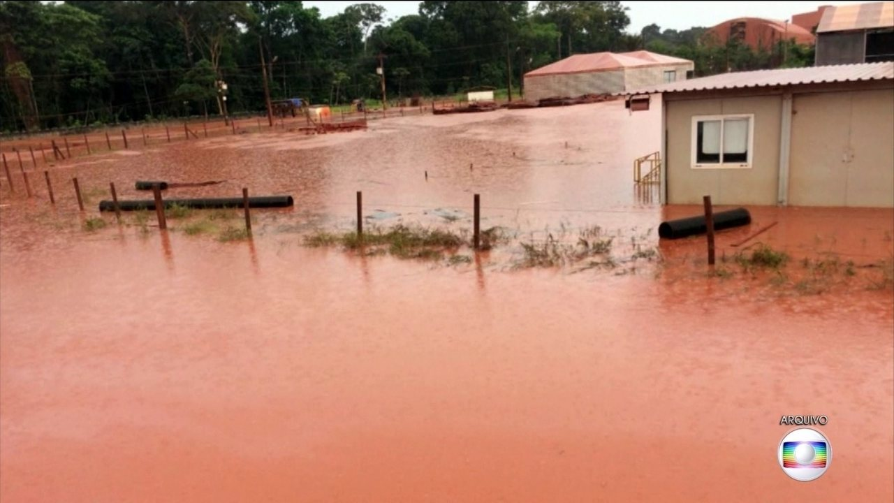 Refinaria norueguesa admite que descartou água sem tratamento no rio Pará