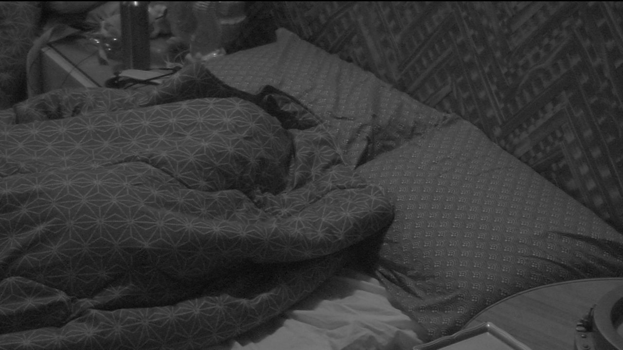 Todos dormem em noite que antecede oitava Eliminação do BBB18