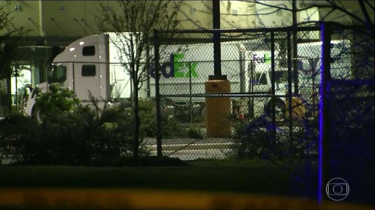 Polícia americana investiga atentado em série, no Texas