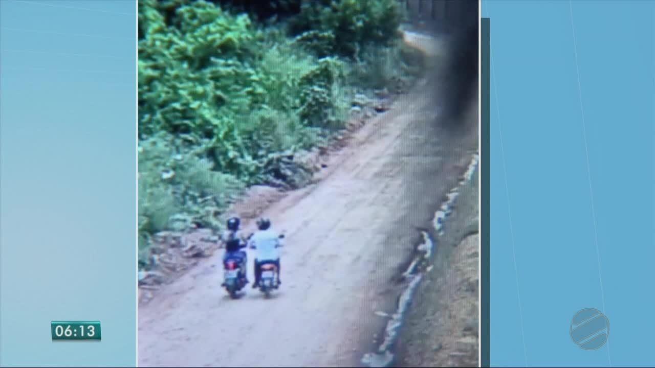 Câmeras flagraram atropelamento proposital em Cuiabá e suspeito é preso