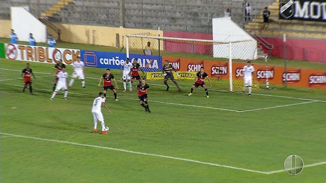 Globo FC vence o ABC e segue na briga por vaga na Copa do Nordeste