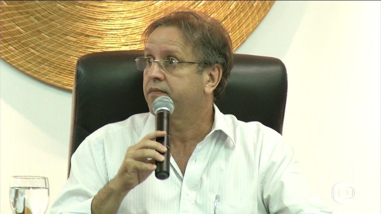 Marcelo Miranda, governador do TO, tem mandato cassado
