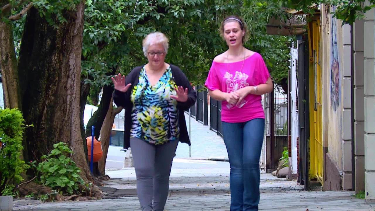 Conheça a história de Ana e Vanessa, participantes do The Wall