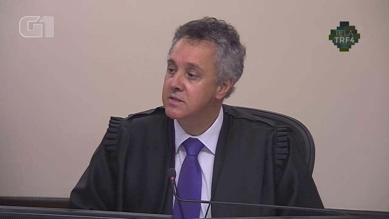 Voto do relator Gebran Neto no Julgamento dos embargos de declaração de Lula no TRF-4
