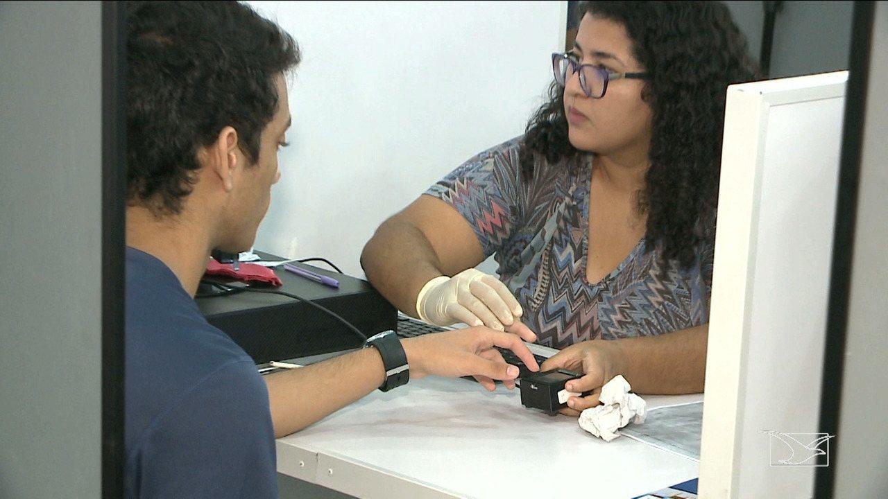 Termina prazo para eleitores realizarem recadastramento biométrico