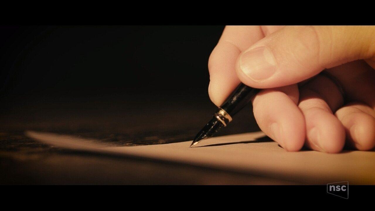 Jornal do Almoço exibe documentário especial que conta a vida de Ottokar Dörfell - 2º episódi