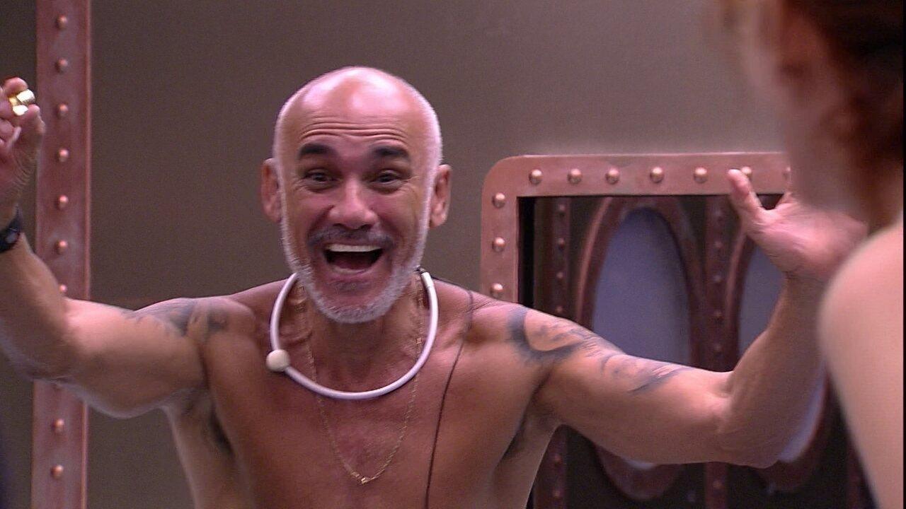Ayrton encontra anel de Paula e reação assusta Ana Clara e Gleici