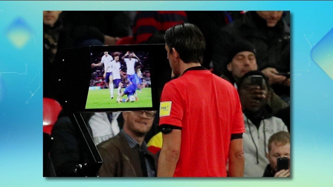 Inglaterra cede empate à Itália no fim com intervenção do VAR c4faa31e42062