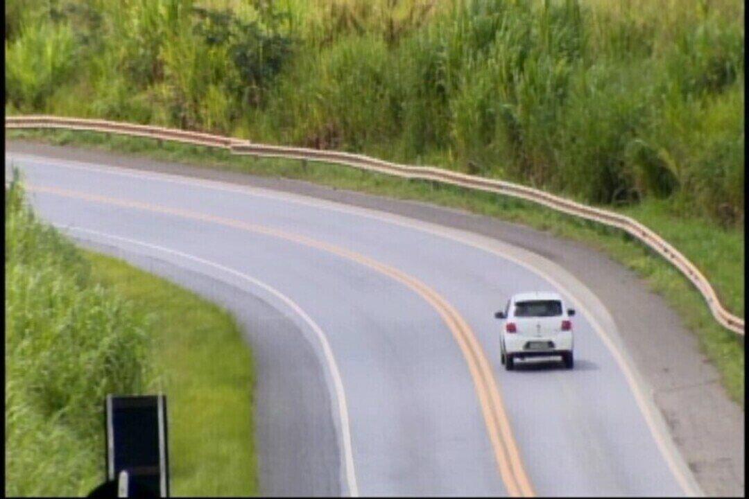 Em março, o MGTV também esteve na rodovia e ouviu moradores sobre abaixo-assinado