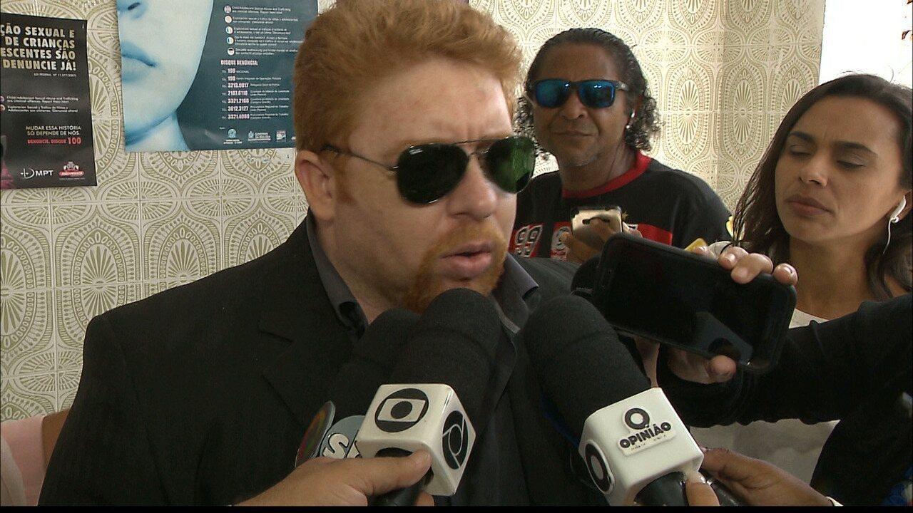 Delegado Allan Terruel dá detalhes sobre caso da menina Nicole, encontrada no Ceará
