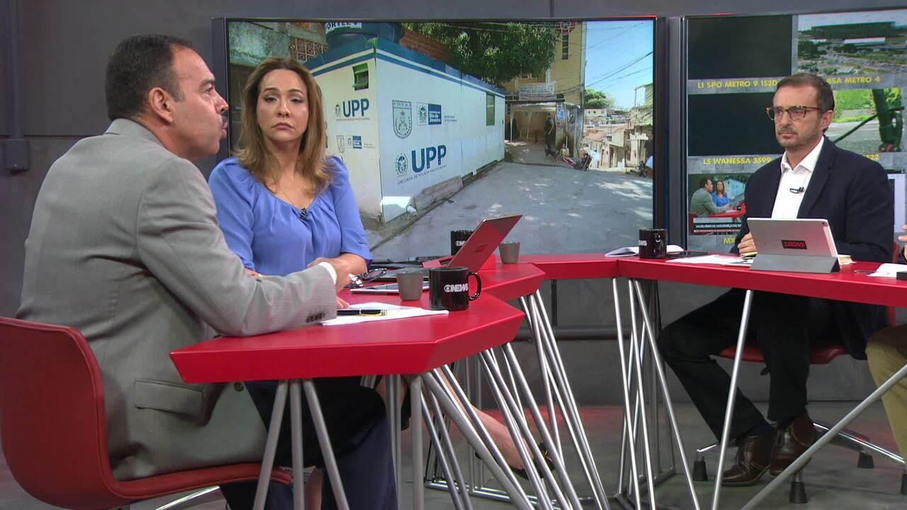 Secretário de Segurança do Rio fala sobre o futuro das UPPs