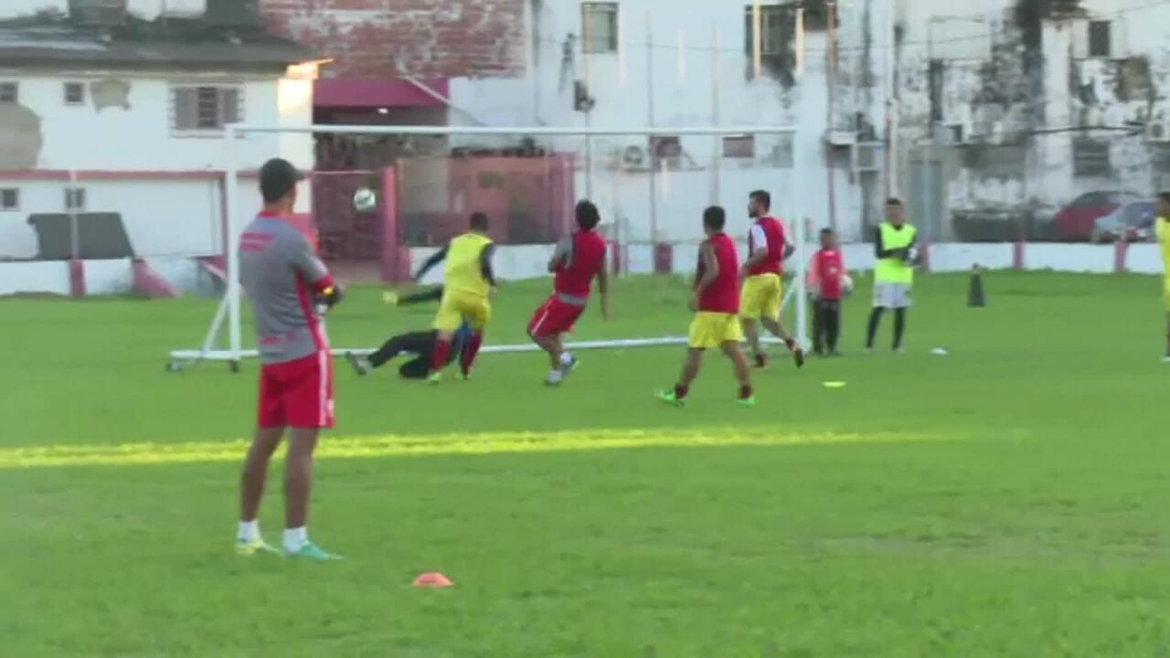Técnico do Rio Branco quer mais precisão no setor ofensivo para buscar título do 2º turno
