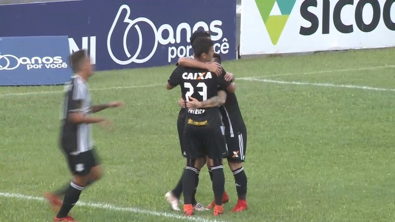 Confira os gols da vitória do Figueirense sobre o Concórdia pela 18ª rodada do Catarinense