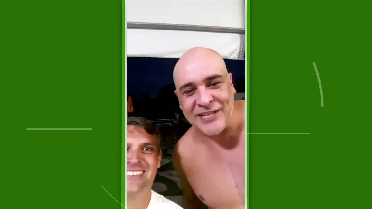 Ex-goleiro Marcos, ídolo do Palmeiras, provoca Corinthians em vídeo