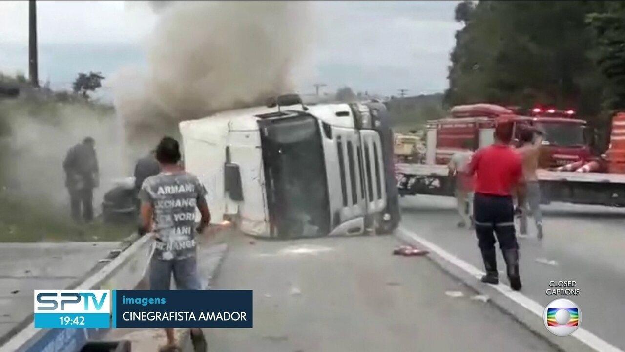 Duas crianças morrem em acidente em Franco da Rocha