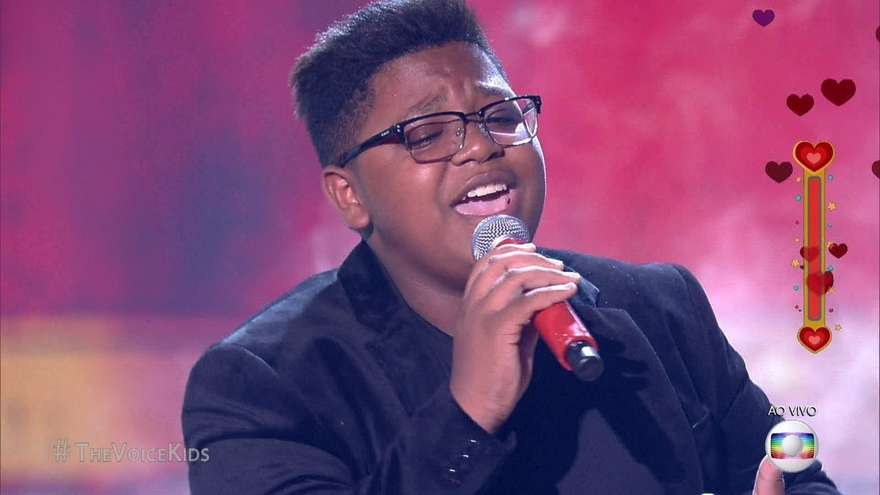 Pedro Sousa canta 'We are the Champions' na semifinal do The Voice Kids