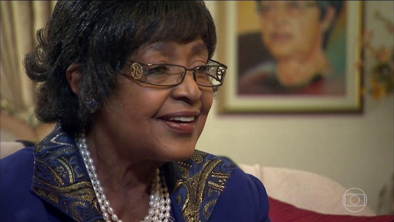 Morreu, aos 81 anos, Winnie Mandela, ex-mulher de Nelson Mandela
