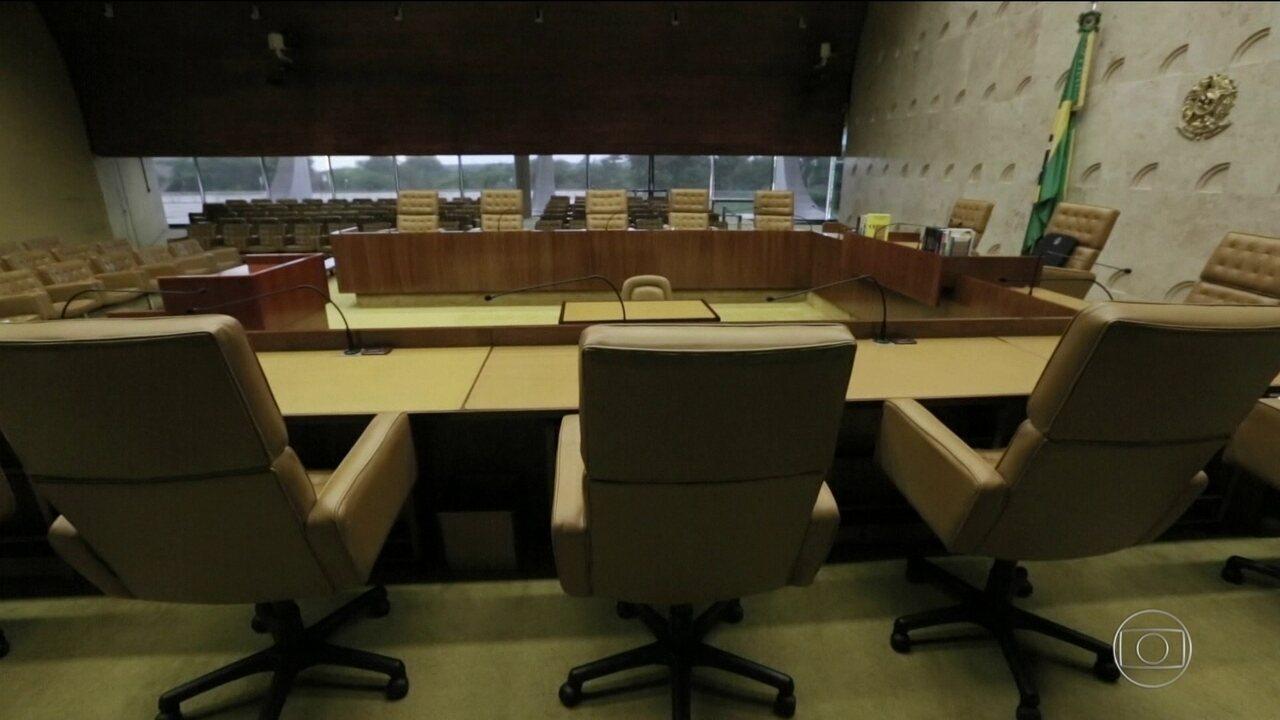 Advogados, juízes e procuradores foram ao STF com manifestos sobre prisão em 2° instância