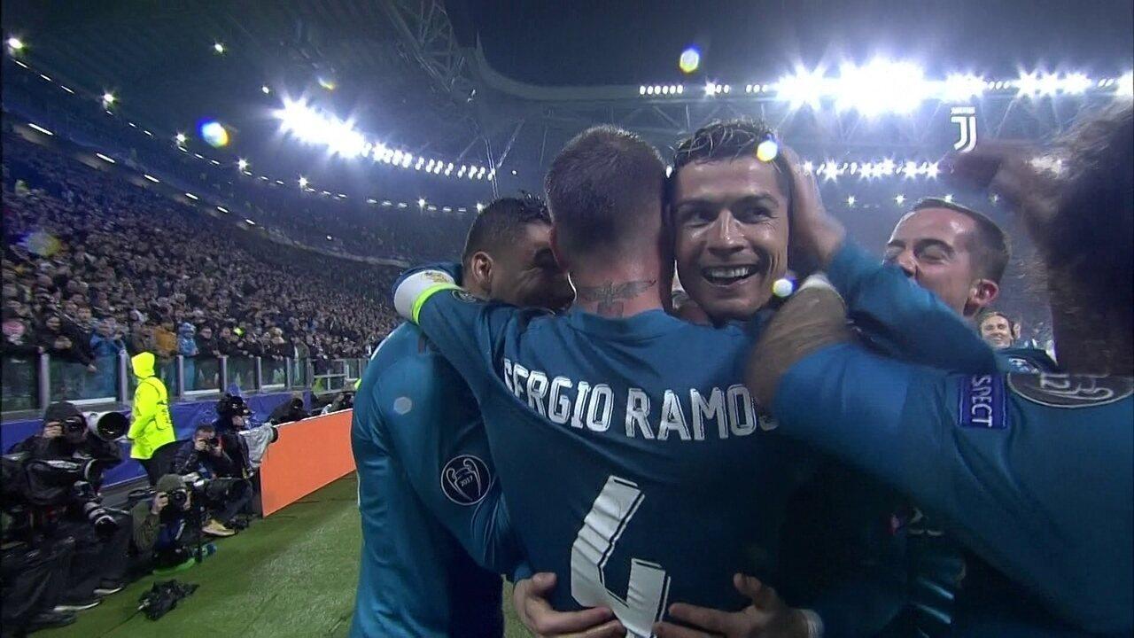 Para a história  Cristiano Ronaldo fecha ciclo pelo Real e acerta ... cd6fcad8b114c